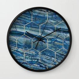 Giusto Azzuro Wall Clock