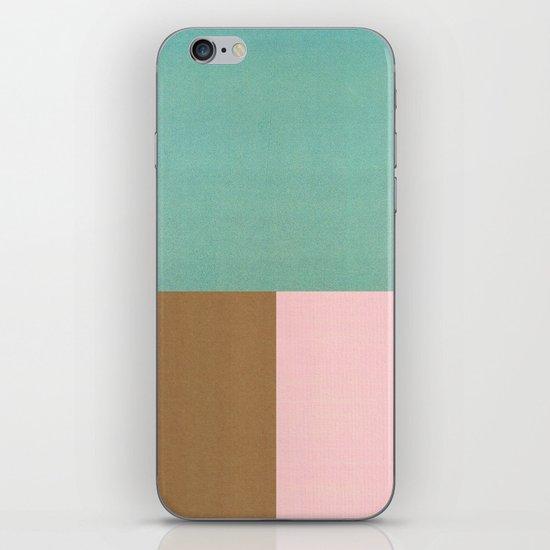 Seaside Sorbet iPhone & iPod Skin
