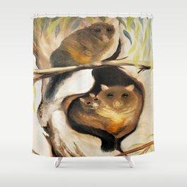 possum's Shower Curtain