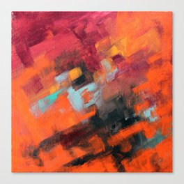 Aesthetics Number Three Canvas Print
