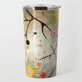 I was lost, then I found you  Travel Mug