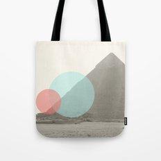 Pyramid//Seven Tote Bag