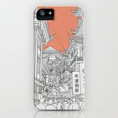 Street in China iPhone (5, 5s) Slim Case