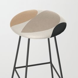 Geometric Modern Art 31 Bar Stool