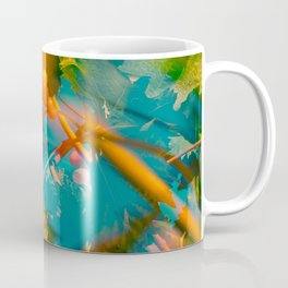Sun Streaked Grapes Coffee Mug