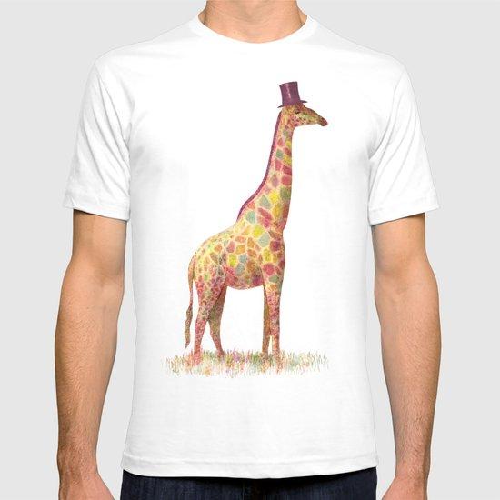 Fashionable Giraffe T-shirt