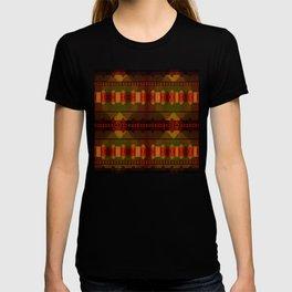 """""""Full Colors Tribal Pattern"""" T-shirt"""