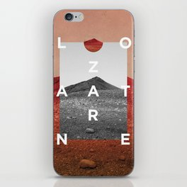 Lanzarote4 iPhone Skin