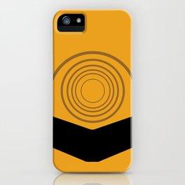 Cee-Threepio iPhone Case