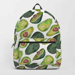 Avocado Slices Backpack