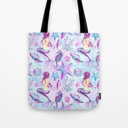 Enchanted Ocean #1 Tote Bag
