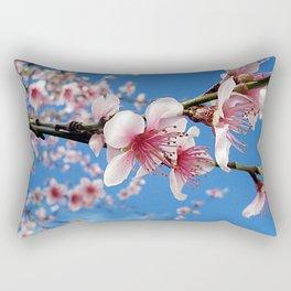 Allo Blossom! Rectangular Pillow