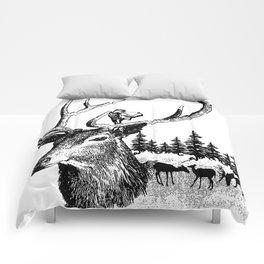 Hunting Season Comforters