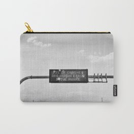 Drive Aware Carry-All Pouch