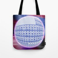 periodic table Tote Bags featuring The Periodic Table of Elements -  Science  by MissMello