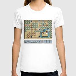 Super Mario Bros 3. World 1 T-shirt