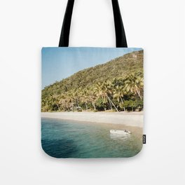 Fitzroy Island | Cairns Australia Tropical Island Beach Sunset Travel Photography Tote Bag