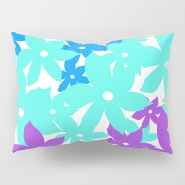 Hawaiian Garden Glow Pillow Sham