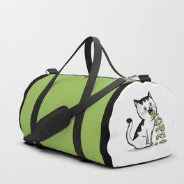 Insides Outside Duffle Bag