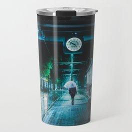 Walking Home - Memphis Photo Print Travel Mug