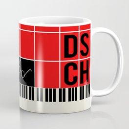 Dmitri Shostakovich - DSCH Coffee Mug