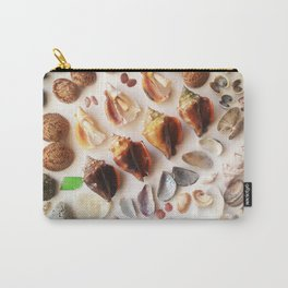 Cockles & Conch Carry-All Pouch