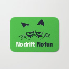 No drift No fun v7 HQvector Bath Mat