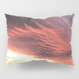 That Once in a Lifetime Sunset Pillow Sham