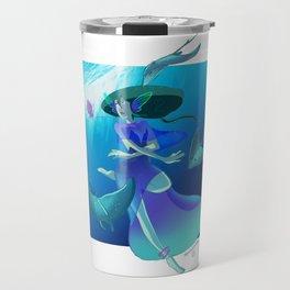 The Ocean Call Travel Mug