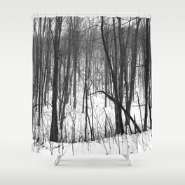Forbes Forest Shower Curtain