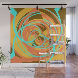 Intersections Wall Mural