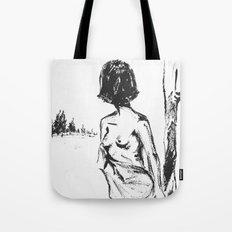 Woman No.2 Tote Bag