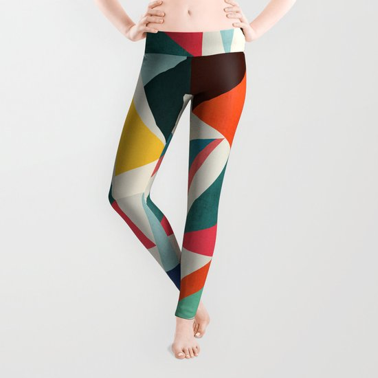 Collection of pointy summit Leggings