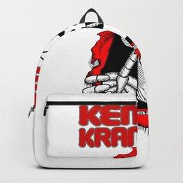skate mashup Backpack
