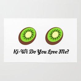 Kiwi (KeKe) do you love me? Rug