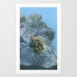 Cloud Shepherd Art Print