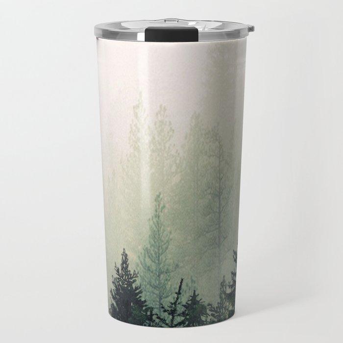 Pine Tree Travel Mug