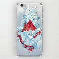 ice iPhone & iPod Skins featuring ice  by Tanya_tk