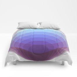 Chrome Sphere 3 Comforters