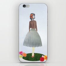 Wizard of OZ twist  iPhone & iPod Skin