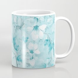 BLUE MAGNOLIAS Coffee Mug