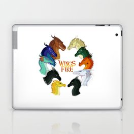 Wings Fire - All Together Laptop & iPad Skin