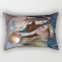 Magic Tales Series - The Frog Prince Rectangular Pillow