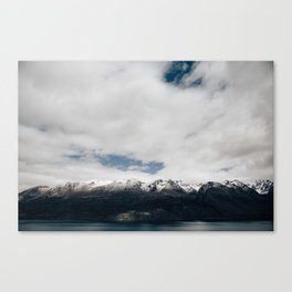 New Zealand Mountains Canvas Print