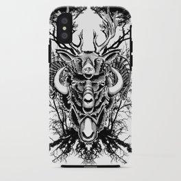 Arboreal Totem iPhone Case