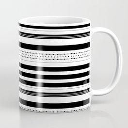Stripes and dots pattern Coffee Mug