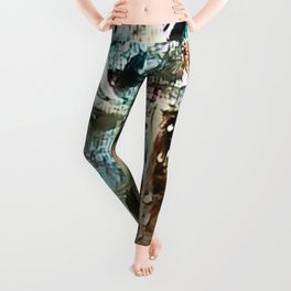 Cinderella Leggings