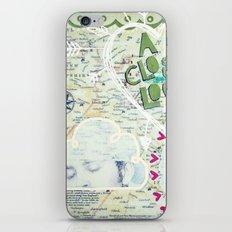 A Closer Look iPhone & iPod Skin