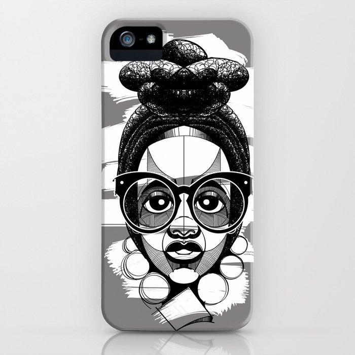 Aria iPhone Case