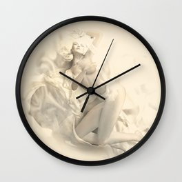 Until Dawn Wall Clock